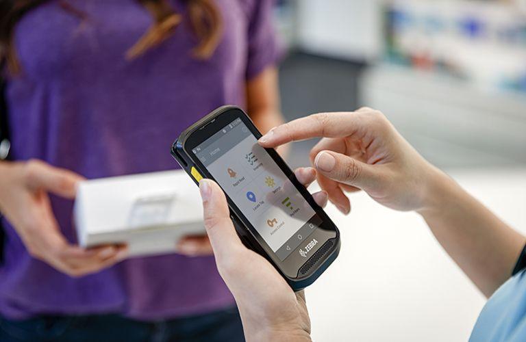 retail-photography håndterminal RMA formular