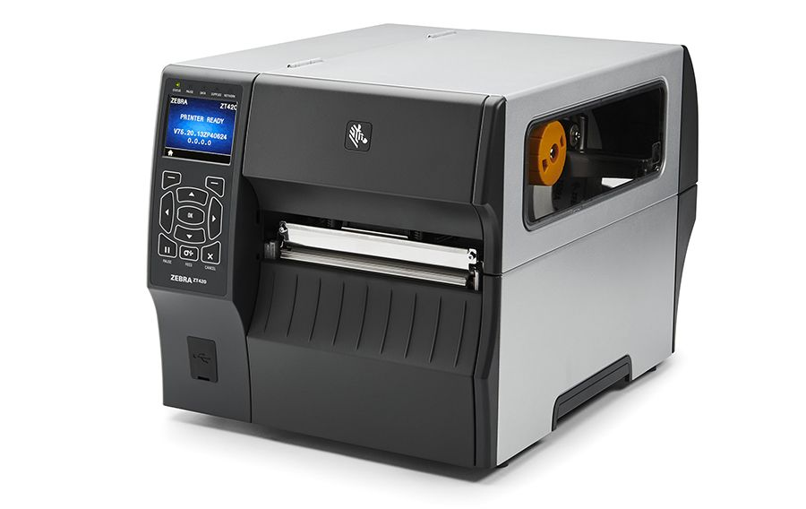 zt420 label printer zebra