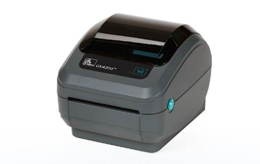 zebra desktop labelprinter