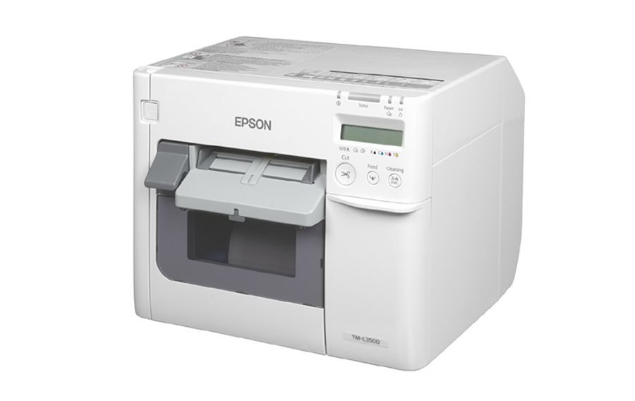 Epsonc3500 farveprinter