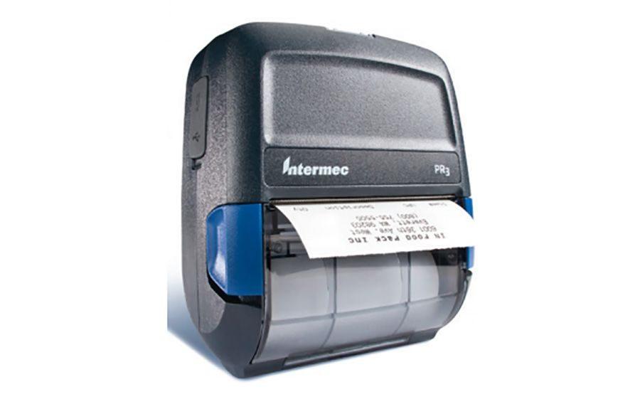 PR3 Honeywell mobile printer