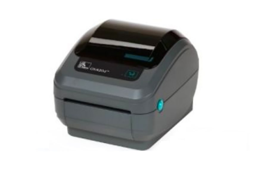 Zebra printer GK420