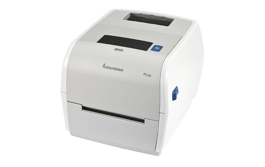 PC43t_White Desktop Printer