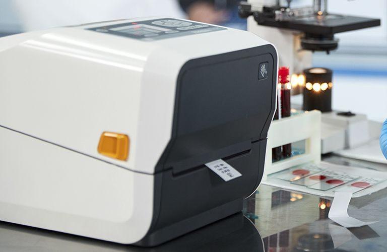 Healthcare printer