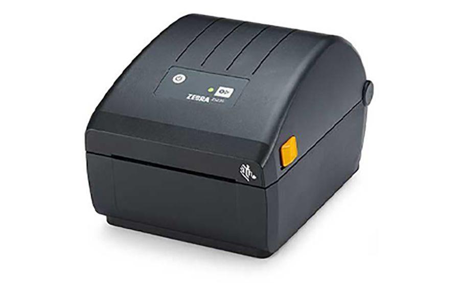 Zebra zd220 labelprinter