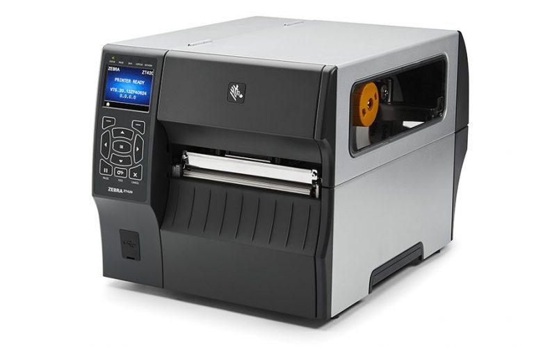 zt420 label printer zebra